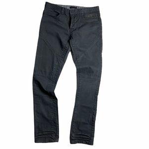 ROGUE Men's Black Denim Slim Fit Jeans NWT Size 32